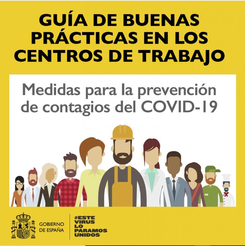MEDIDAS PREVENTIVAS  ENTRE TRABAJADORES FRENTE A COVID-19